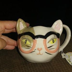 Other - Cat coffee mug